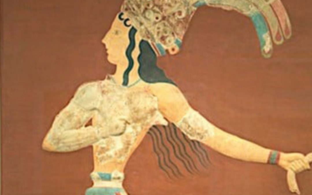 Επαναπροσεγγίζοντας την ανάγλυφη τοιχογραφία του «Πρίγκηπα με τα κρίνα» της Κνωσού, τη μινωική βασιλεία και θρησκεία