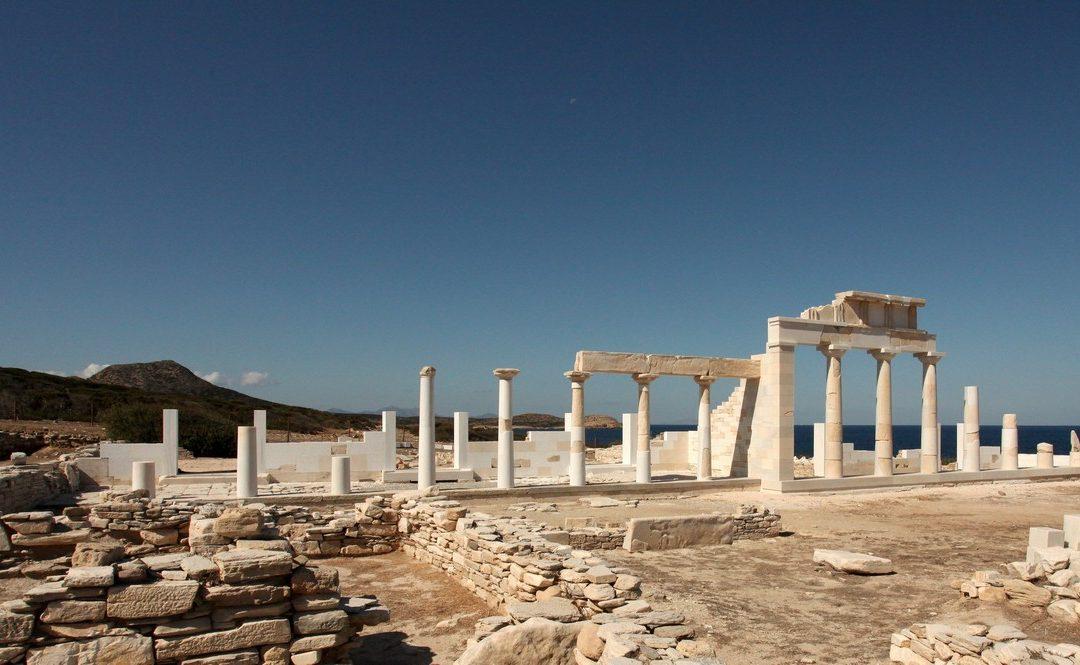 Ιερό Απόλλωνα στο Δεσποτικό: ανασκαφικές και αναστηλωτικές εργασίες 2021