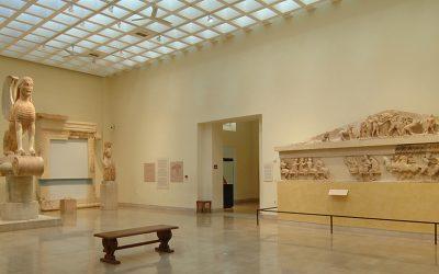Ψηφιακά προσβάσιμο το Αρχαιολογικό Μουσείο Δελφών για άτομα με αδυναμία στην κίνηση, στην ακοή και στην όραση