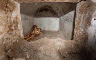Πομπηία: Αρχαίος σκελετός φέρνει στο φως την έντονη πολιτισμική ελληνική παρουσία