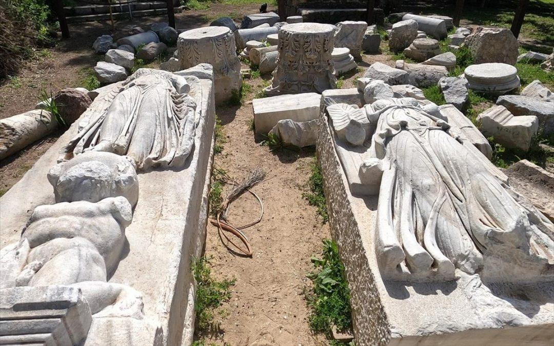 Ανακάλυψη ρωμαϊκής βασιλικής 2.000 ετών, κτισμένης από τον Ηρώδη